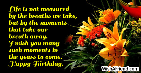50 years message birthday ; 73-50th-birthday-sayings