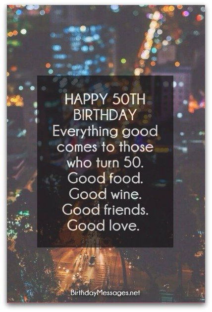50 years message birthday ; x50th-birthday-wishes3A