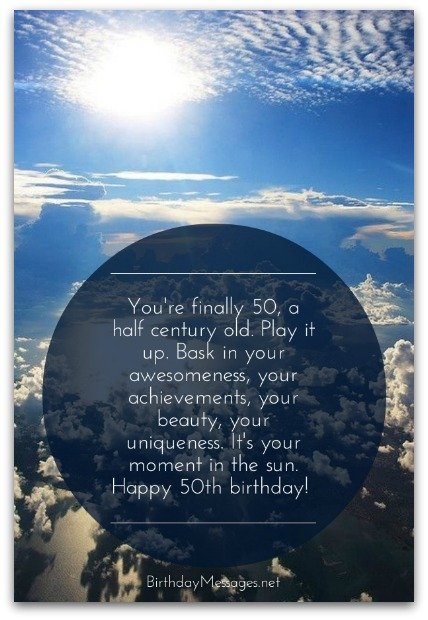 50 years old birthday message ; x50th-birthday-wishes-4A
