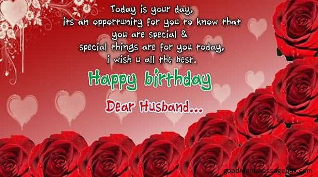 50th birthday message to husband ; hus3
