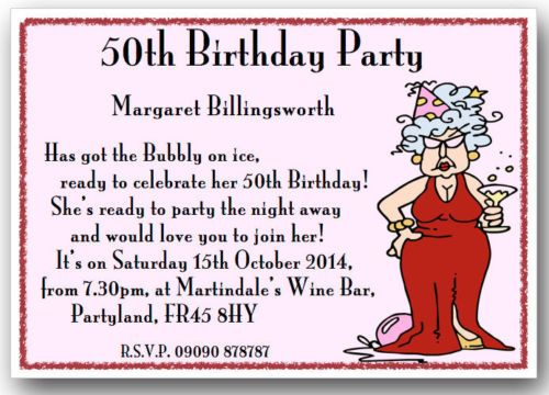 50th birthday party invitation wording ideas ; 8de52ee1c686241b302beb5b7385d41d