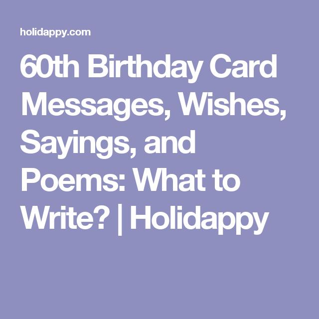 60 year old birthday card messages ; 67984c7cd7aa03b91617b0ce0aa5177e