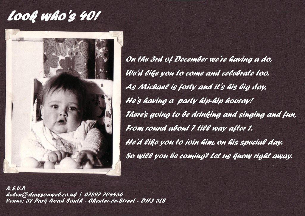 60th birthday party invitation sayings ; Vintage-40th-Birthday-Party-Invitation-Wording-Ideas3