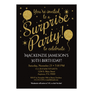 60th birthday surprise party invitation card ; Surprise-Party-Invitations-Fabulous-Surprise-Party-Invitation