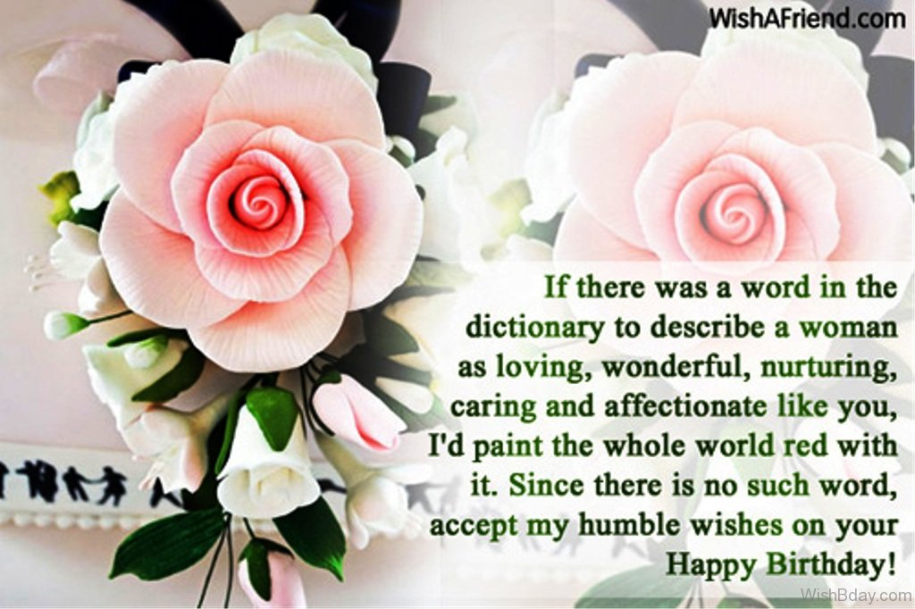 65th birthday message for mom ; If-There-Was-A-Word-In-The-Dictionary-To-Describe-A-Woman-As-Loving