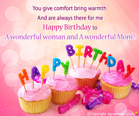 65th birthday message for mom ; Mombirthday01