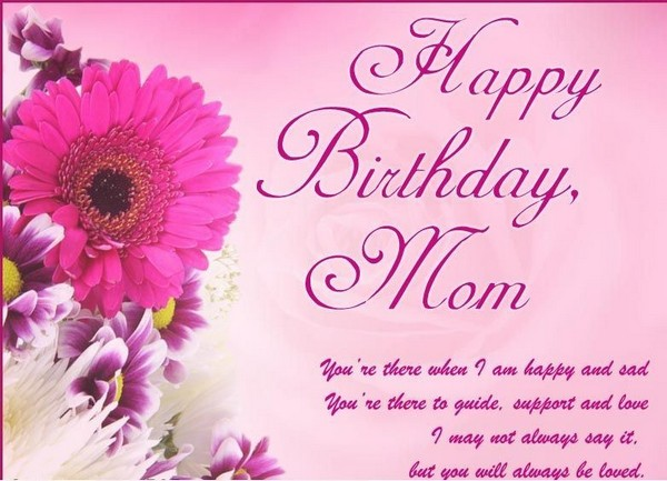 65th birthday message for mom ; grandma-birthday-wishes-in-heaven