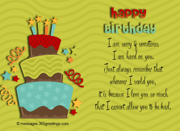 6th birthday card sayings ; birthday-wishes-for-kids-06