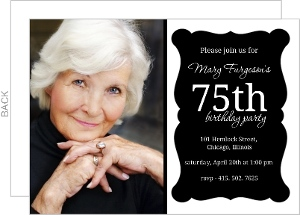 75th birthday invitation ideas ; 75th-birthday-party-invitations-is-your-newest-idea-of-appealing-Party-invitation-1