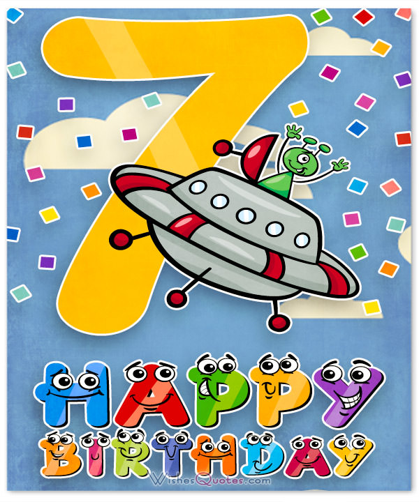 7th birthday message to a son ; 7th-birthday-message-for-my-son-7th-birthday-wishes-for-boys