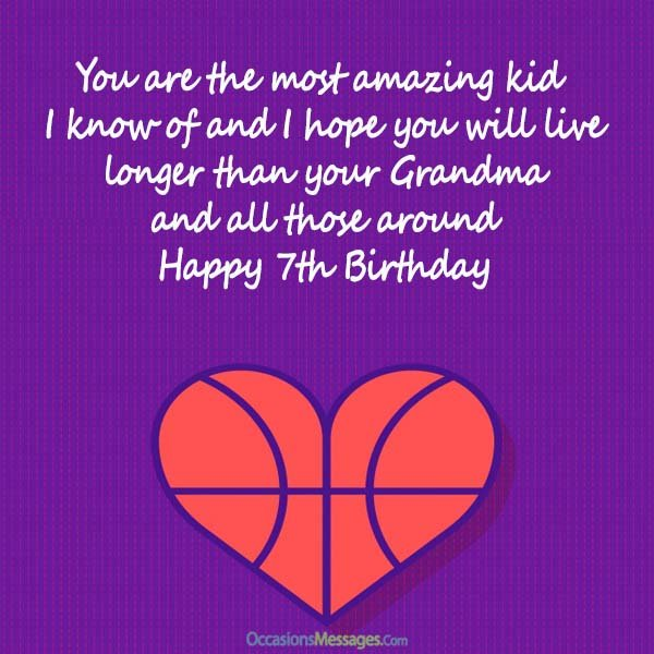 7th birthday message to a son ; Happy-7th-birthday-wishes-and-cards
