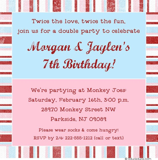 7th birthday party invitation ideas ; Terrific-7Th-Birthday-Invitation-Wording-Which-You-Need-To-Make-Birthday-Invitation-Templates