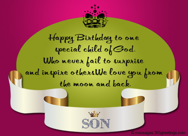 8 months old birthday message ; birthday-wishes-for-son-03
