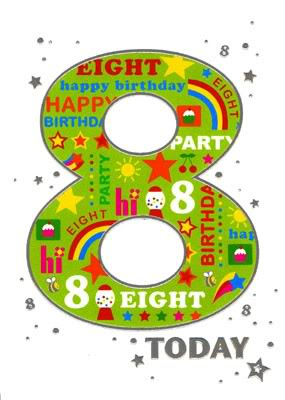 8 months old birthday message ; happy-8th-month-birthday-message-eight