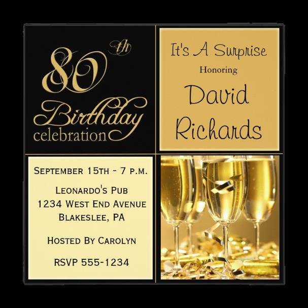80th birthday theme color ; 80th-birthday-party-invitations-with-breathtaking-concept-of-Birthday-Invitation-Cards-invitation-card-design-16