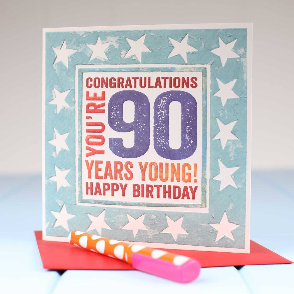 90th birthday card sayings ; what-to-write-in-a-50th-birthday-card-lovely-happy-90th-birthday-card-by-nest-of-what-to-write-in-a-50th-birthday-card