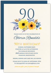 90th birthday invitations with photo ; 90Th-Birthday-Invitations-with-the-appropriate-color-selection-of-ink-and-color-of-paper-will-make-it-beter-4