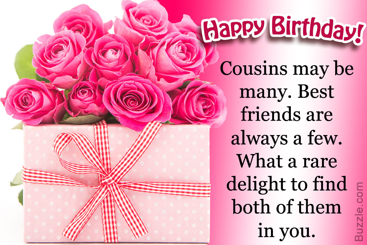 a birthday message for a cousin ; 1200-169280660-roses-and-gift-box