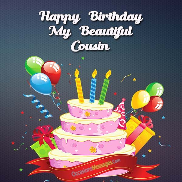 a birthday message for a cousin ; Birthday-messages-for-cousin