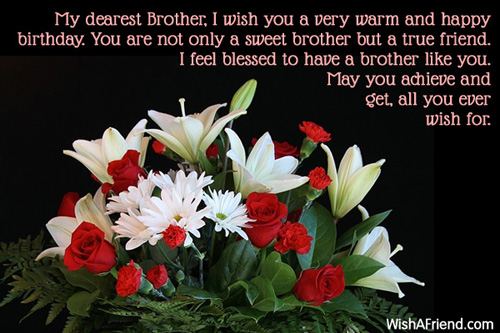 a birthday message to my brother ; 149-brother-birthday-messages