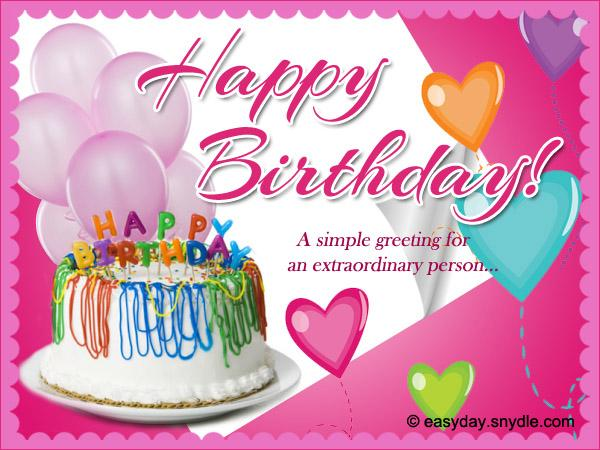 a great happy birthday message ; happy-birthday-cards