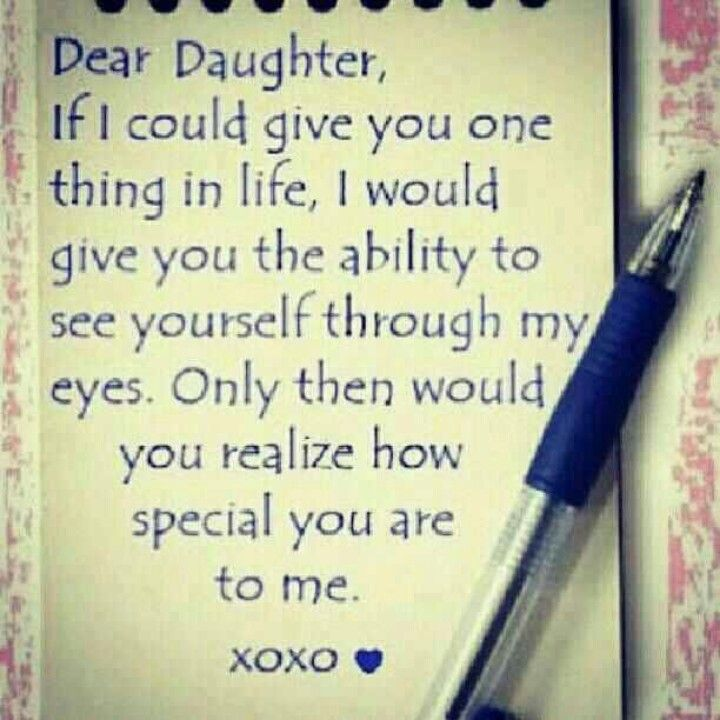a mother's poem to her daughter on her birthday ; 1e66e169ed181ea369ecd207d3f6f08d--dear-daughter-daughter-sayings