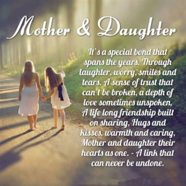 a mother's poem to her daughter on her birthday ; 5a00a028966e4dac2b3efb563a902daa--mom-daughter-mother-daughters