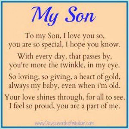 a poem for my son on his birthday ; 00c0d80bce3765bd10d9f356452fd32b--my-daughter-quotes-son-quotes