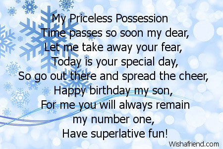 a poem for my son on his birthday ; 2634-son-birthday-poems