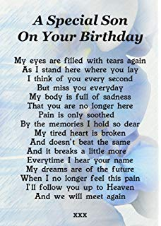 a poem for my son on his birthday ; 81NWIJA03CL