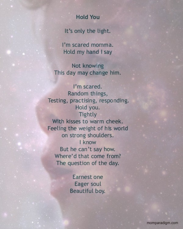 a poem for my son on his birthday ; Hold-You-Poem-600x750