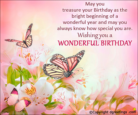 a wonderful birthday message ; may-your-birthday-card-image