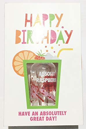 absolut vodka birthday card ; 71vk%252Bn5O0KL
