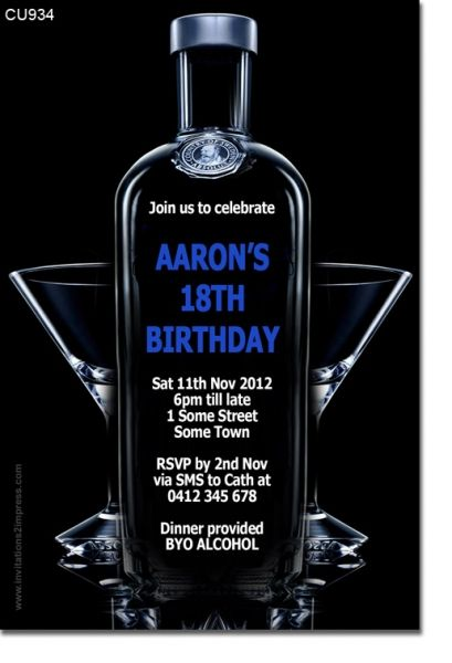 absolut vodka birthday card ; c4260e45f70eac21a8b7b65adb9e84ee