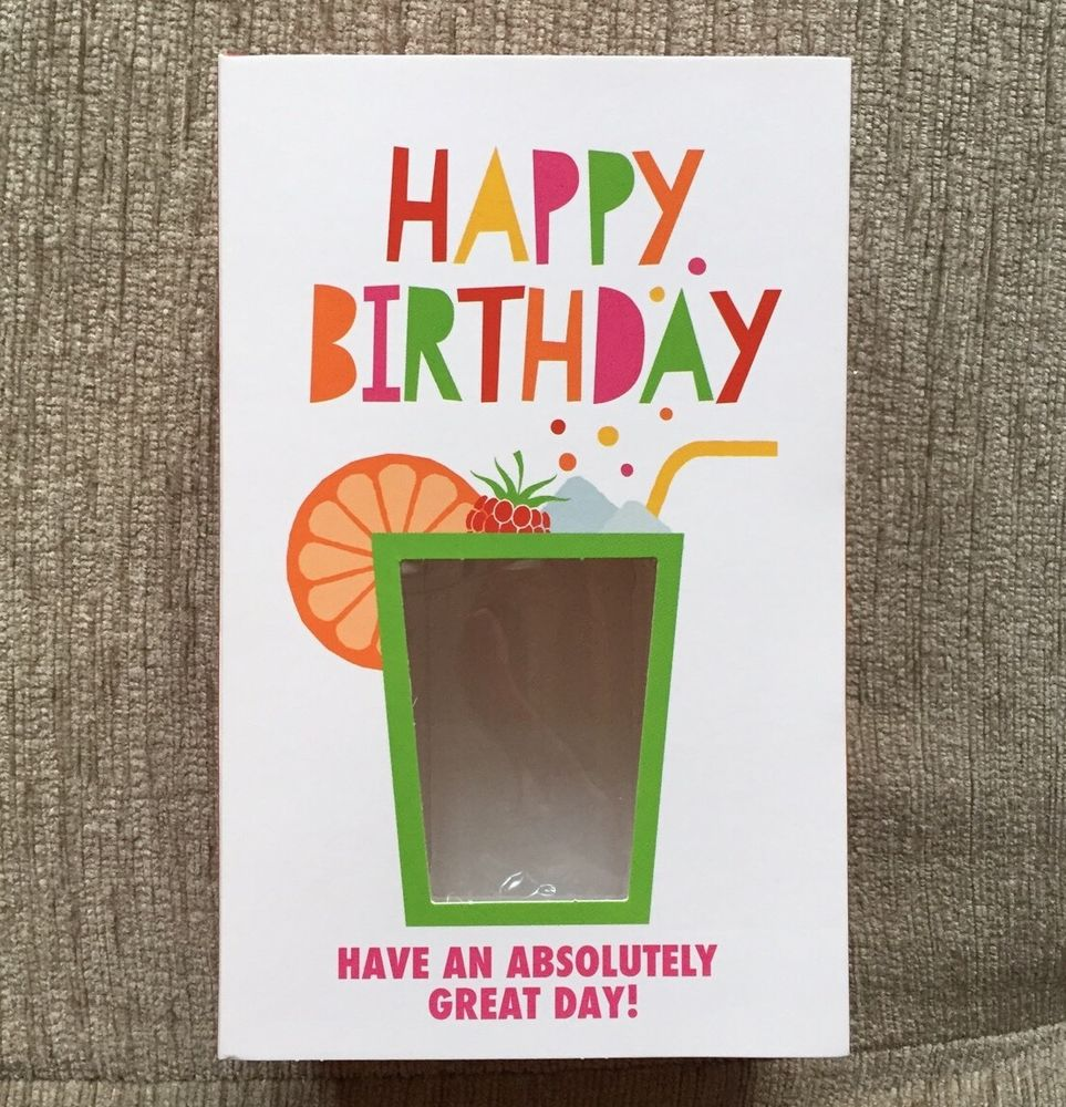 absolut vodka birthday card ; s-l1000