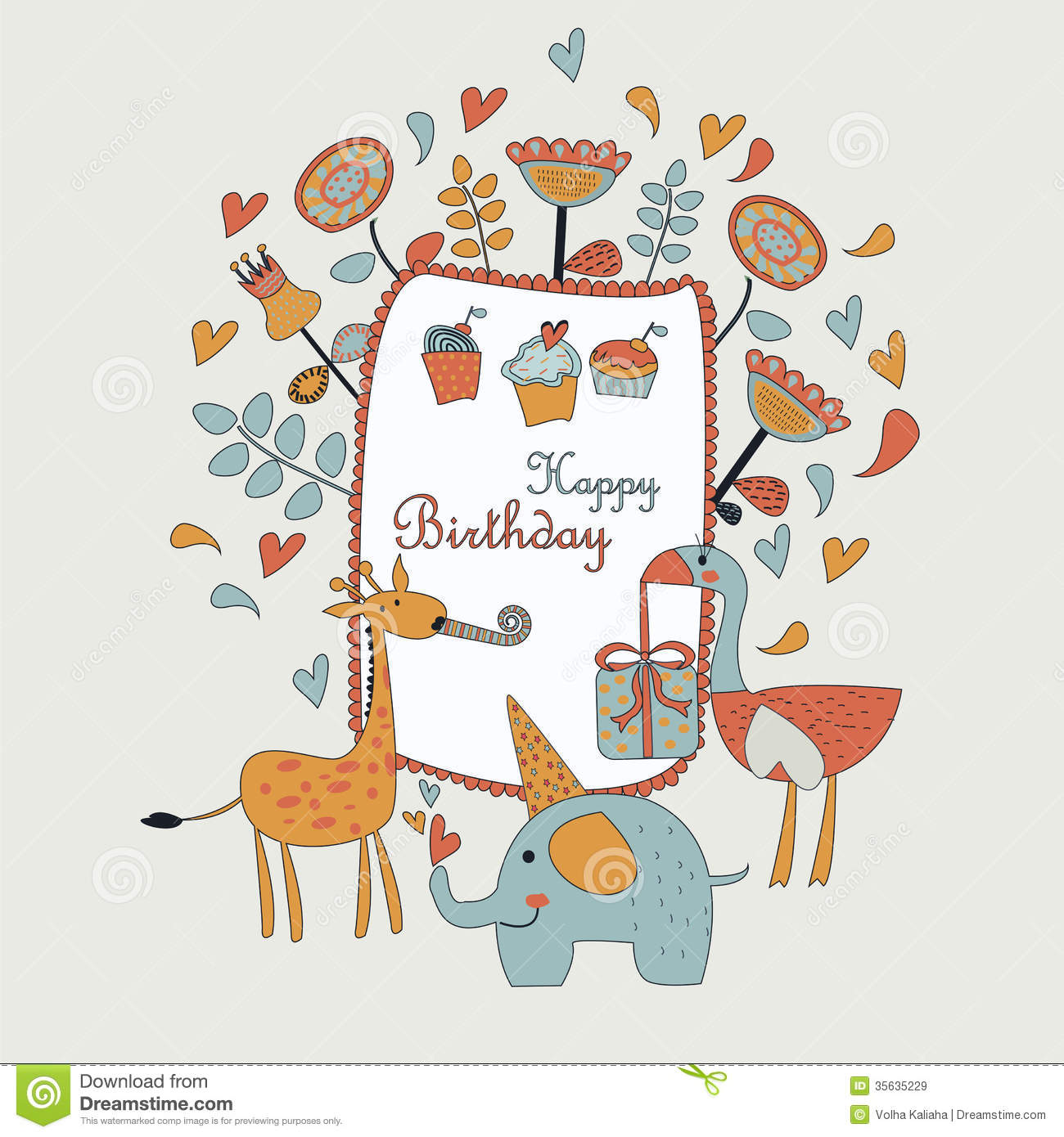 animated birthday pictures clip art ; cute-animated-birthday-clipart-1