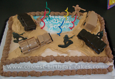army tank birthday cake picture gallery ; birthday-cake-picture-08
