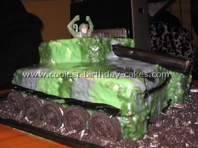 army tank birthday cake picture gallery ; birthday-cake-picture-10