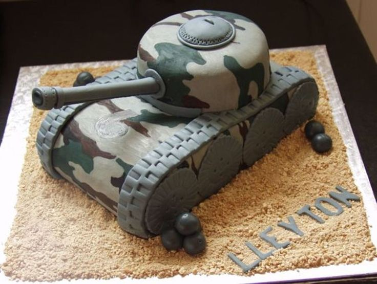army tank birthday cake picture gallery ; c7097a04bd391c9f28e6dad248f538e9--childrens-birthday-cakes-th-birthday