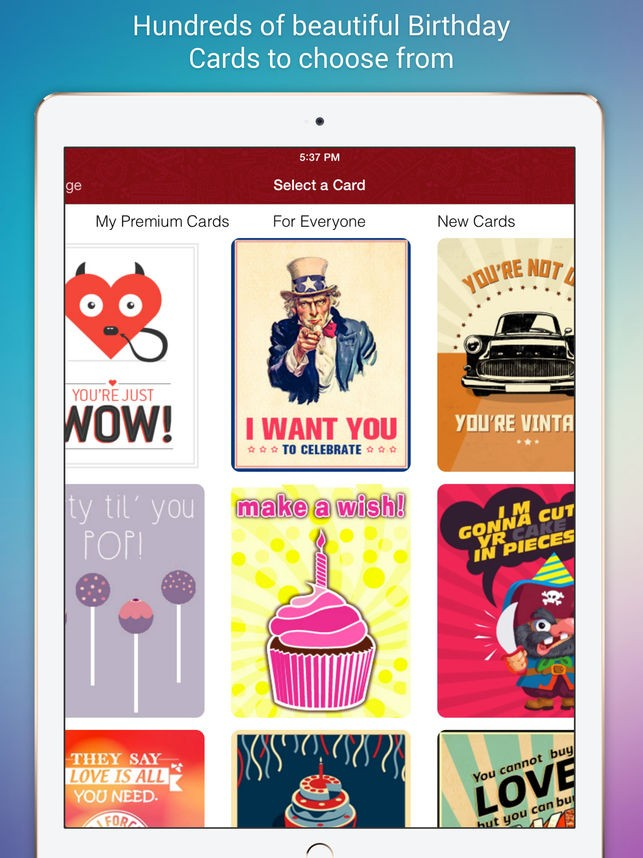 automatic birthday card sending service ; automatic-birthday-card-sending-service-awesome-birthday-cards-for-friends-on-the-app-store-of-automatic-birthday-card-sending-service