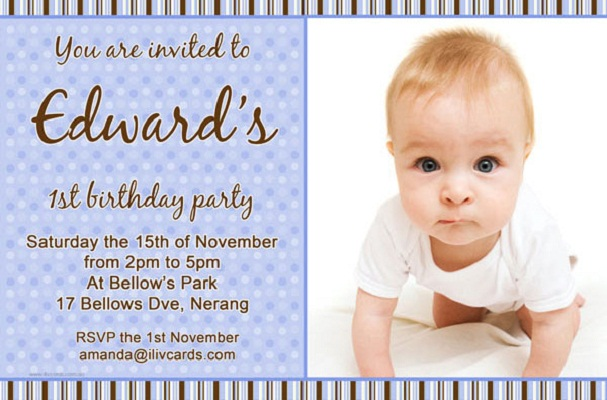 baby 1st birthday invitation wording ; 1st-Birthday-Invitation-Wording-Boy