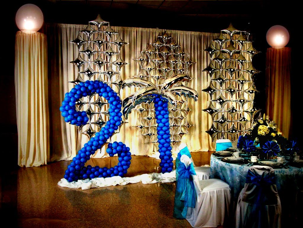 backdrop design for 21st birthday ; maxresdefault