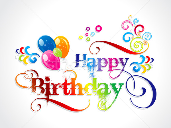 background design for birthday card ; 2936702_stock-photo-abtract-colorful-birthday-card-design