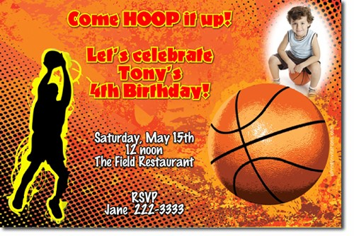 basketball birthday card templates ; Breathtaking-Basketball-Birthday-Invitations-To-Make-Free-Birthday-Invitation-Templates