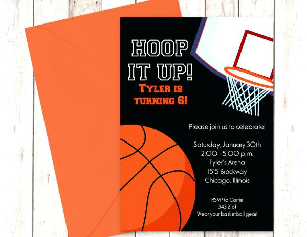basketball birthday card templates ; basketball-birthday-card-basketball-birthday-card-awesome-basketball-card-template-9-free-vector-basketball-birthday-card-templates