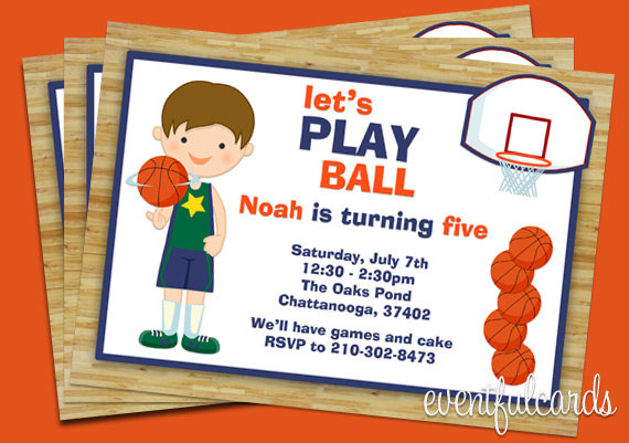 basketball birthday card templates ; basketball-birthday-invitations-by-way-of-using-an-impressive-design-concept-for-your-astounding-Birthday-Invitation-Templates-19