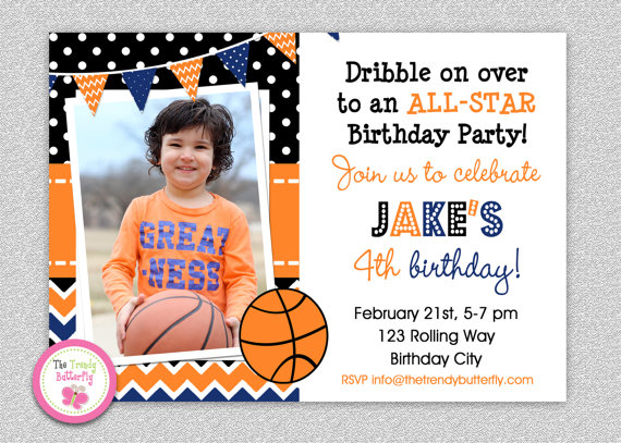 basketball birthday card templates ; basketball-birthday-invitations-in-support-of-invitations-your-Birthday-Invitation-Templates-with-magnificent-ornaments-5