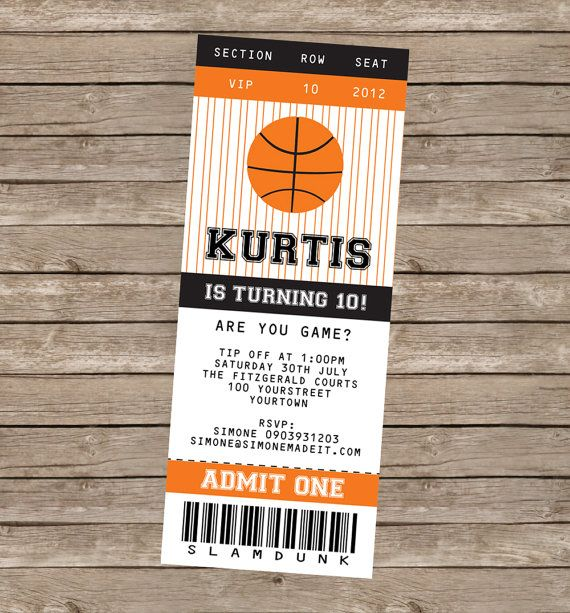 basketball birthday card templates ; basketball-party-invitations-with-some-fantastic-invitations-using-divine-layout-of-Party-Invitation-Templates-11