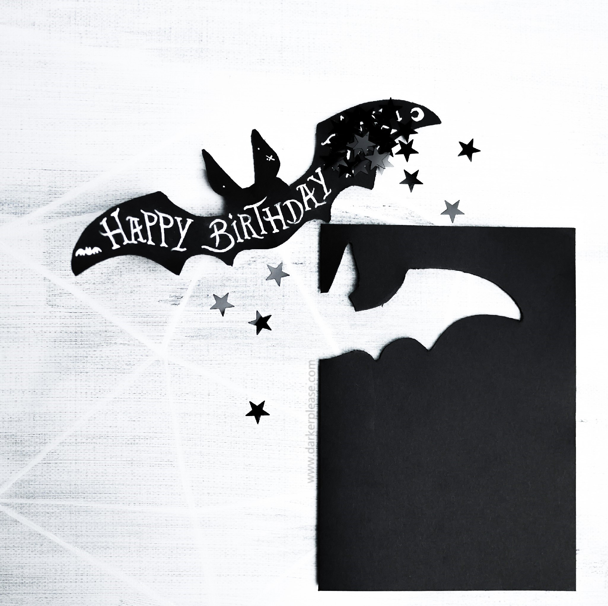 bat birthday card ; bat-birthday-card-20161114