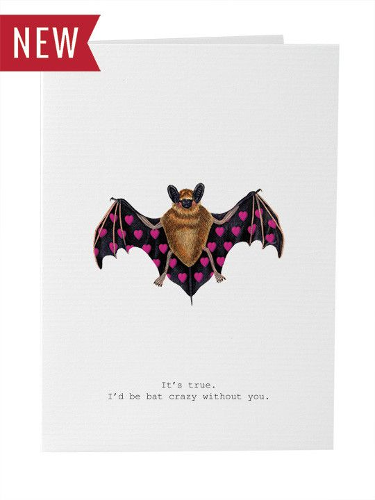 bat birthday card ; ebb349f05445d116557c97f13fc6798f--crazy-heart-bat-wings